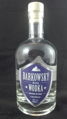 Barkowsky Wodka 350ml